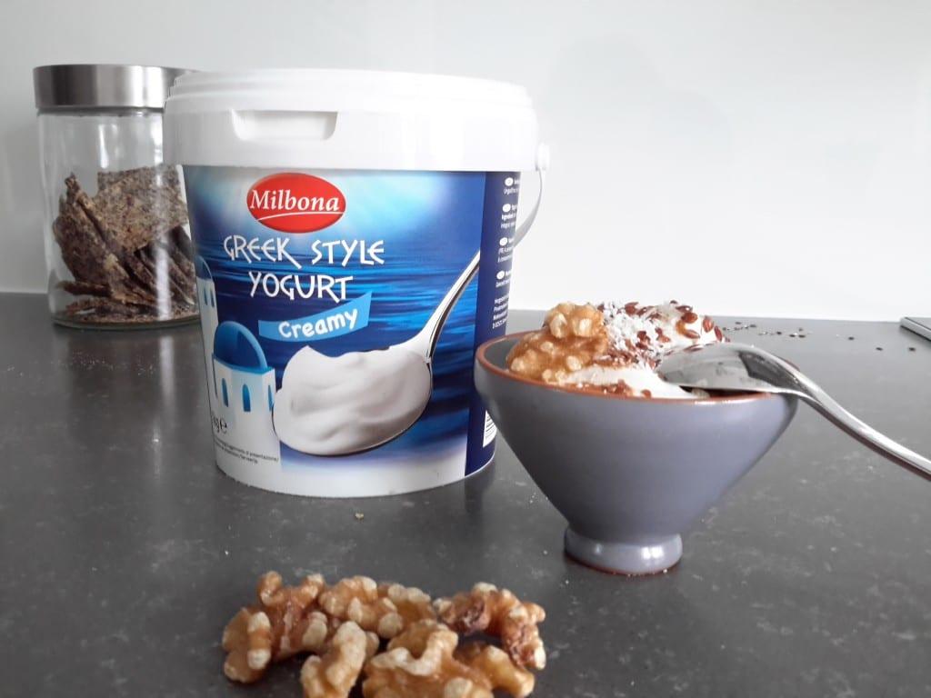 yoghurt met veel eiwitten