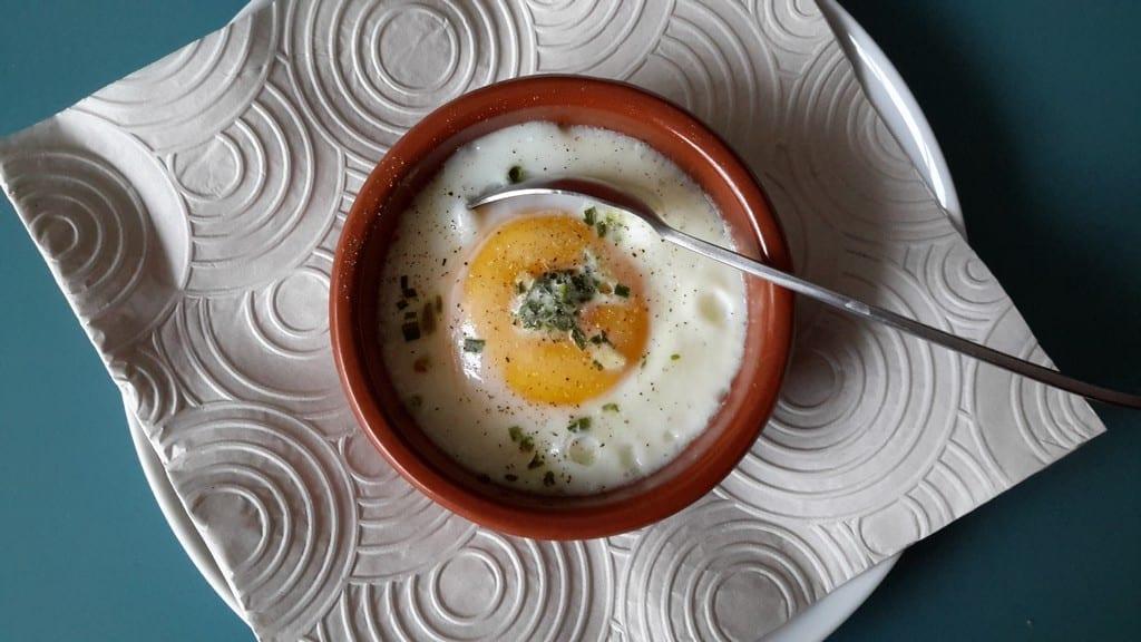 Ei in een potje, lekker makkelijk