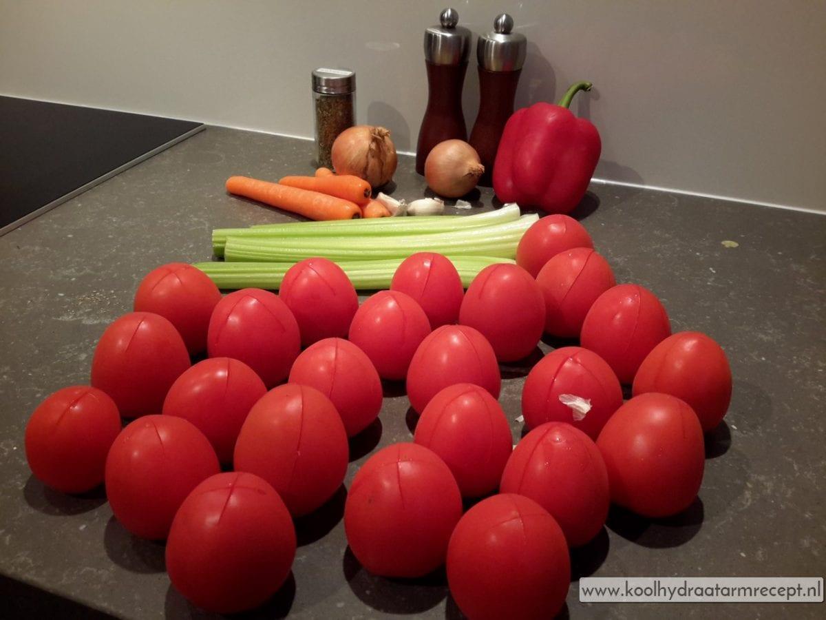 Italiaanse tomatensaus – basis