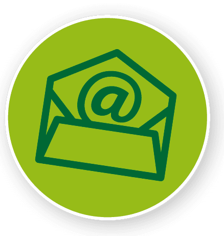 Nieuwe recepten per e-mail