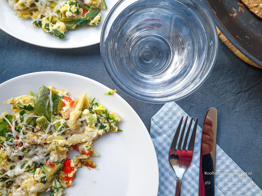 groenten ontbijt