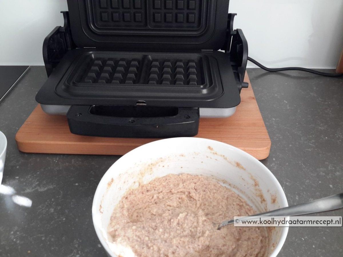 gezonde wafels