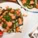 courgette papardelle met olijven tapenade