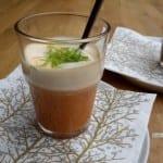 tomaat selderij cappuccino