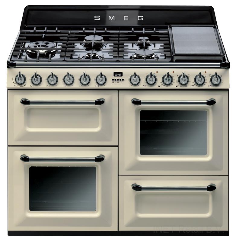 Het gebruik van de oven – INFO