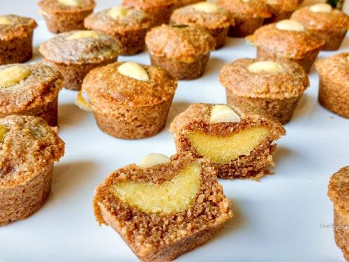 koolhydraatarme speculaas muffins