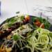 paprika gevuld met spinazie