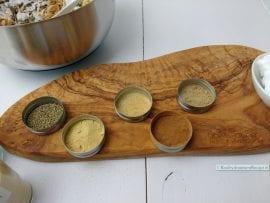 homemade granola. sprecerijen