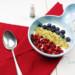 ontbijtbowl Griekse yoghurt