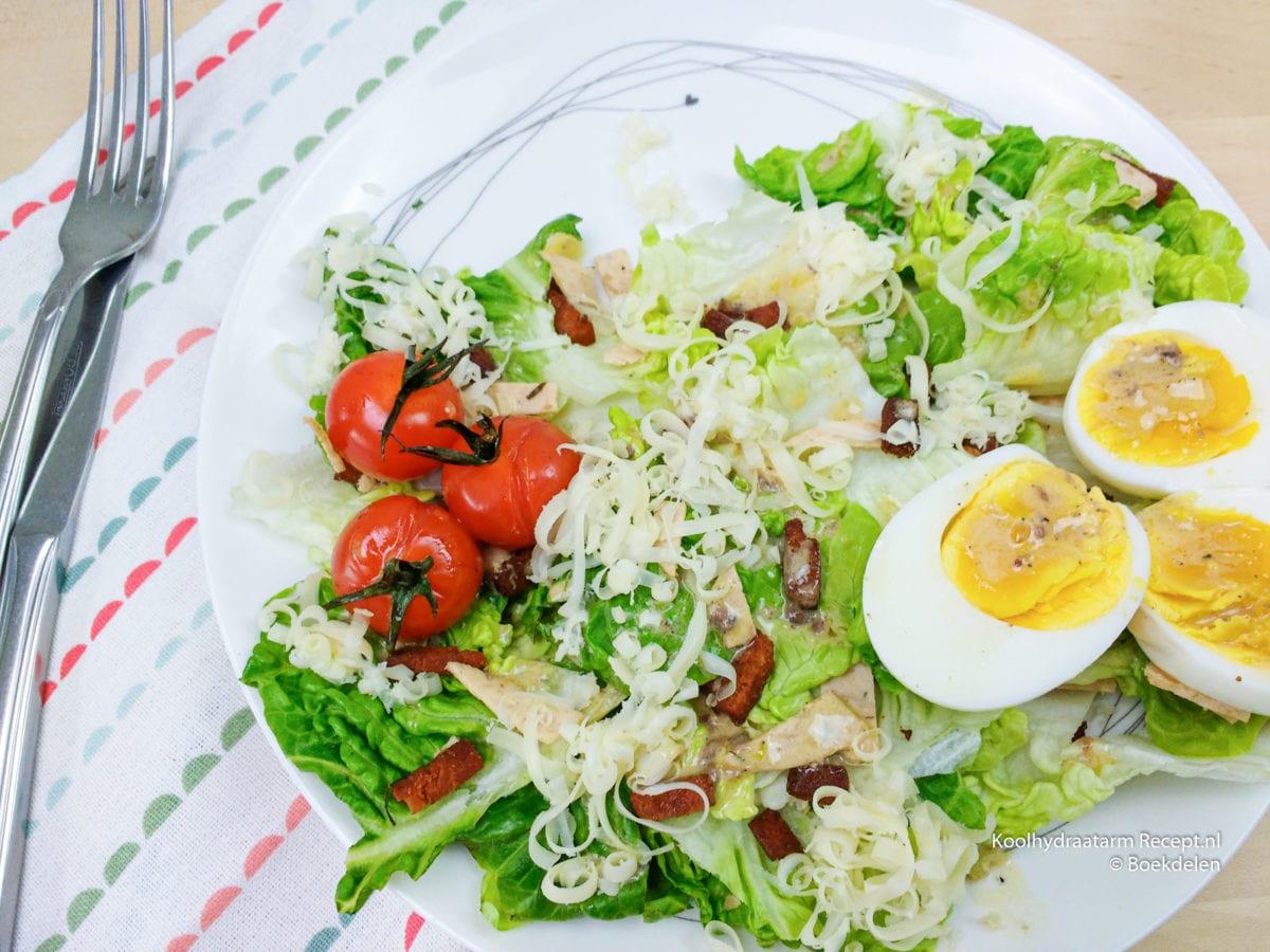 Caesar salade à la HAK