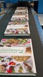 Kookboek lekker & makkelijk Koolhydraatarm bij de drukker