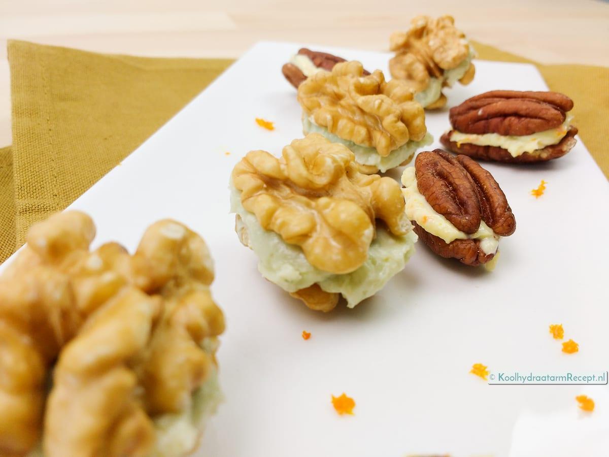Hartige energiehapjes met noten