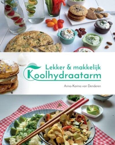 Kookboek Lekker en makkelijk Koolhydraatarm