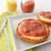 rabarber taartje met lemoncurd