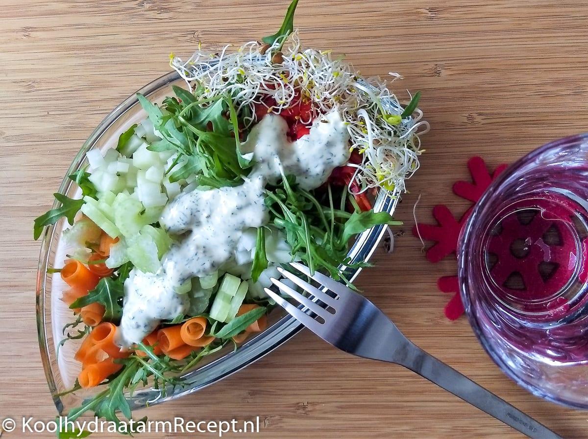 recept lunchsalade