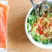 makkelijke salade met veldsla