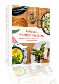 Gewoon Koolhydraatarm, kookboek cover