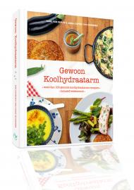 Gewoon Koolhydraatarm, ons tweede kookboek!