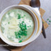 broccoli bloemkoolsoep met courgette