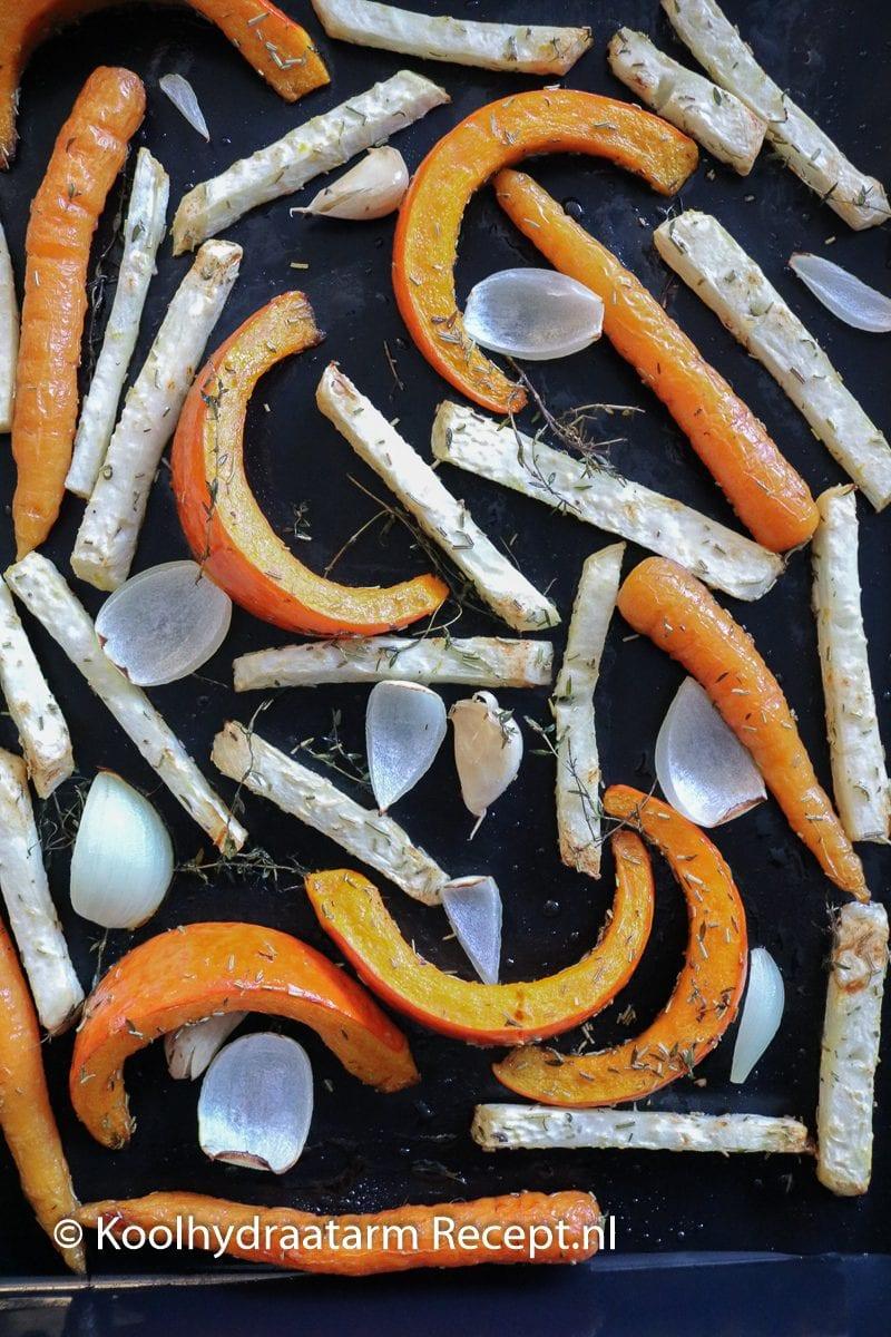 tips voor de lekkerste geroosterde groente
