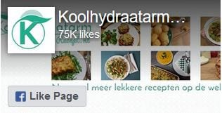 facebook-koolhydraatarmrecept