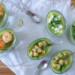 doperwtensoep met avocado