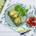 vislasagne met spinazie