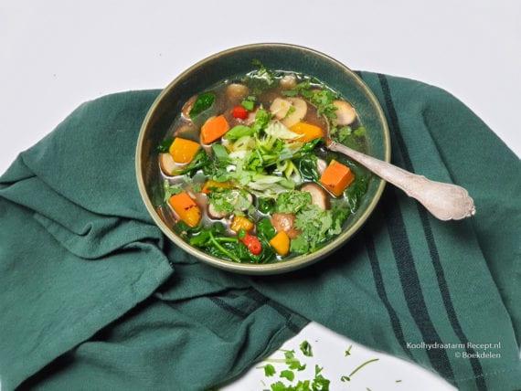 weldadige weerstand soep