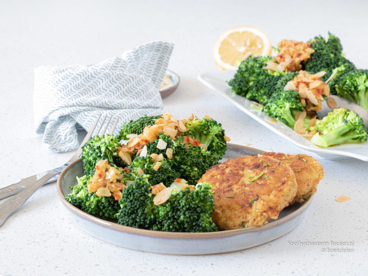 broccoli met citroenboter