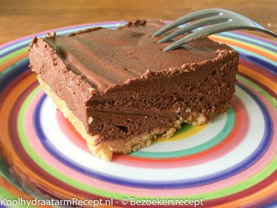 Australische chocoladetaart van Kirsten