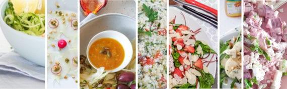 7 x zomerse salades