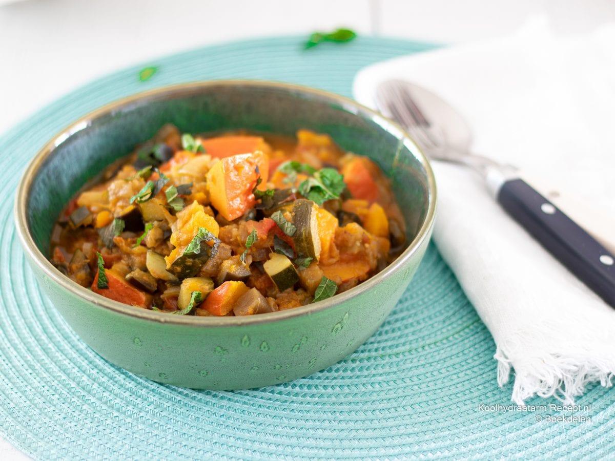 Mediterrane groentestoof