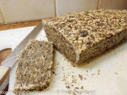 makkelijk koolhydraatarm brood