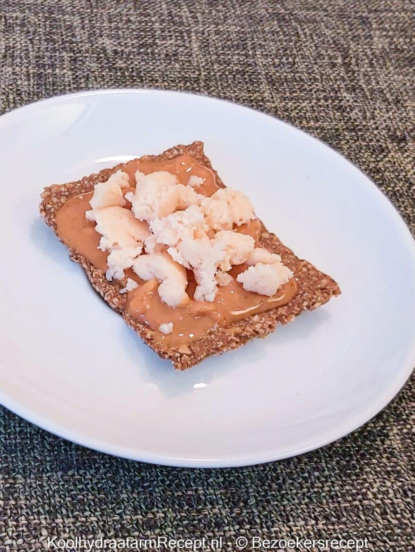 koolhydraatarme kokoscrème