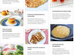 pannenkoeken en wafels
